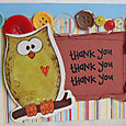 CHR Thank you owl