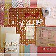 April 2009 Kit-Cherish  SOLD OUT