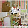 July 2009 Kit-Sweet Treats  SOLD OUT