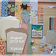 August 2010 Card Kit - Riptide $18.00