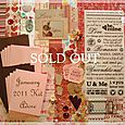 January 2011 Kit-Adore  SOLD OUT