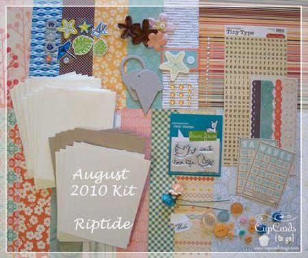 August 2010 - Riptide