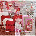 Valentine 2014 Kit-Admirer $24.00