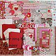 Valentine 2014 Kit-Admirer  SOLD OUT