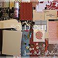 June 2009 Kit-Debonair  SOLD OUT