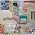 August 2010 Card Kit - Riptide $18.00