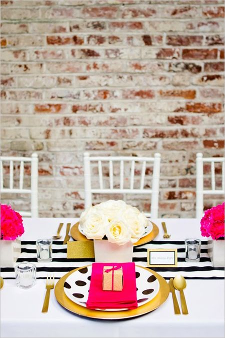 Goldandblackweddingideas