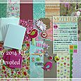 May 2014 Kit-Devoted $19.99