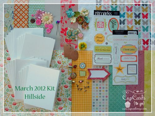 March 2012 Kit-Hillside $18.00