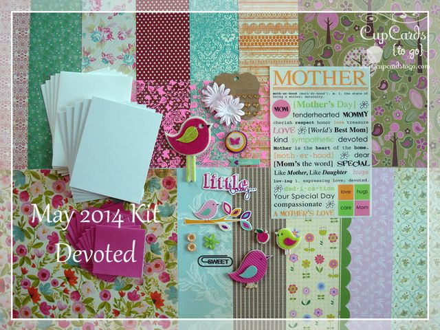May 2014 Kit-Devoted $24.00