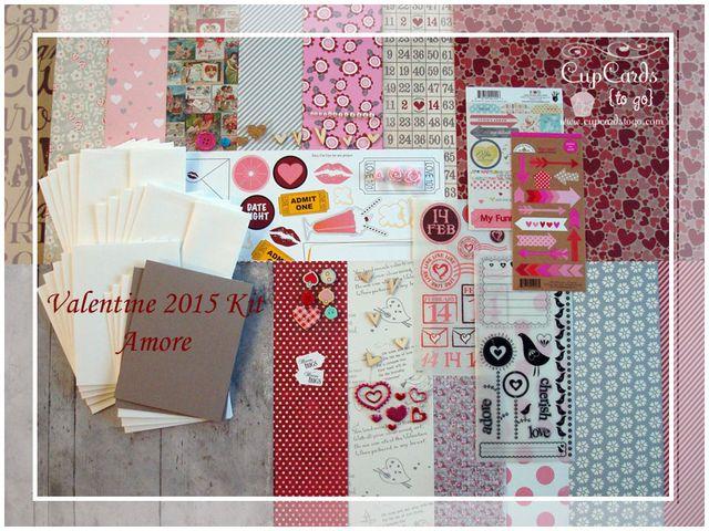 Valentine 2015 Kit-Amore  $24.00